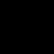 Kleine oranje vlinder met zwarte stipjes